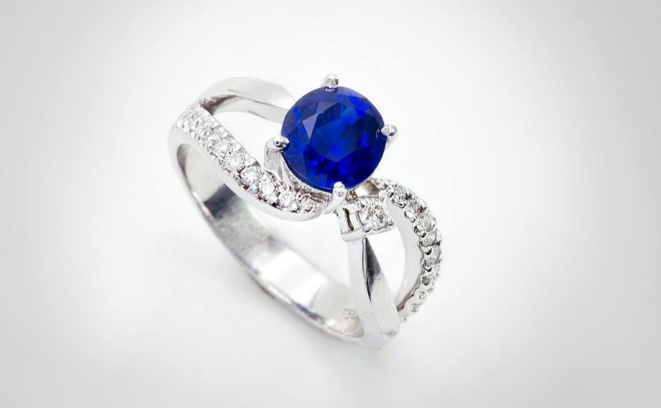 Design your own engagement ring Sumuduni Gems