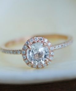 Rose gold engagement ring_1
