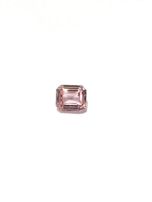 Extremely Rare Padparadscha Sapphire Certified Oval 1.79 cart